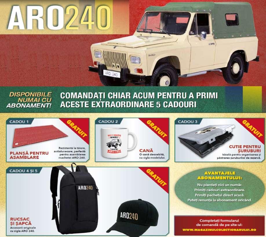 Macheta ARO 240