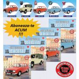 Abonament Colectia Automobile de neuitat - nr. 36 si 37