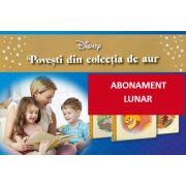 Abonament Povesti din colectia de aur Disney Nr. 106, 107, 108, 109, 110