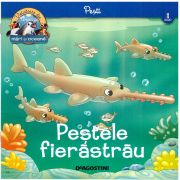 Animale marine nr.11 - Pestele fierastrau