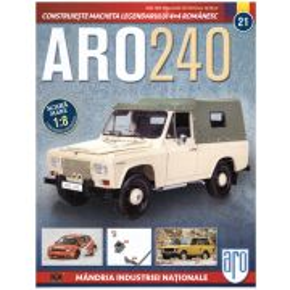 Macheta ARO 240 kit construibil Eaglemoss nr. 21