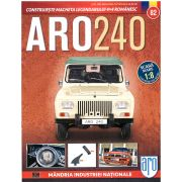 Macheta ARO 240 kit construibil Eaglemoss nr. 82