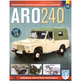 Macheta ARO 240 kit construibil Eaglemoss nr. 89