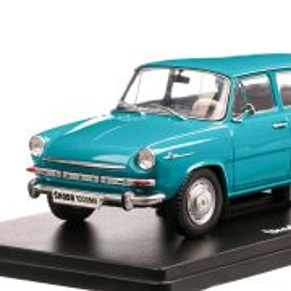 Automobile de neuitat nr.16 - Skoda 1000 MB - macheta - 6