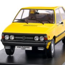 Automobile de neuitat nr.35 - FSO Polonez 1500