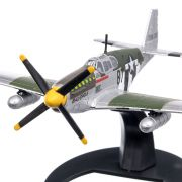 Avioane din al Doilea Razboi Mondial nr. 2 - P-51B Mustang
