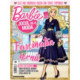Barbie - Jocul de-a moda - Fascinatia iernii - Nr.25
