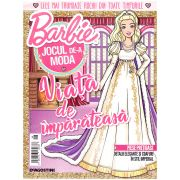 Barbie - Jocul de-a moda - Viata de imparateasa - Nr.28