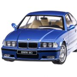 BMW E36 M3 Coupe 1990, macheta auto scara 1:18, bleu, Solido