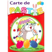 Carte de Paste - Carte de colorat