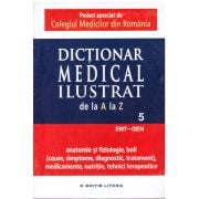 Dictionar medical ilustrat de la a la z - vol.5