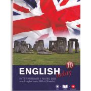 English today - Curs de engleza (Carte, DVD si CD audio) - Vol. 10