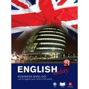 English today - Curs de engleza (Carte, DVD si CD audio) - Vol. 24