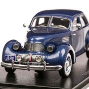 Graham Hollywood 1940, macheta auto, scara 1:43, albastru metalizat, Neo