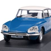 Greek Cars Collection - Nr. 29 - DS 21 Pallas 1968