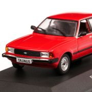 Greek Cars Collection - Nr. 4 - Ford Taunus 1980