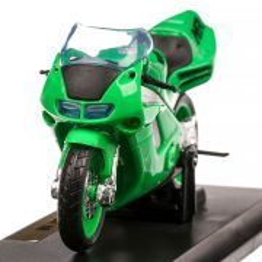 Honda NR  1992, macheta motocicleta, scara 1:18, verde, Maisto