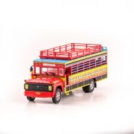 Autobuzele lumii stars nr.54 - FORD CHIVA - 1990