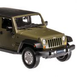 Jeep Wrangler Limited 2015, macheta auto, scara 1:24, vernil, window box, Maisto