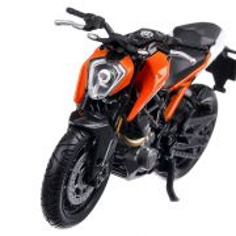 KTM 250 Duke 2020, macheta motocicleta, scara 1:18, portocaliu, Bburago