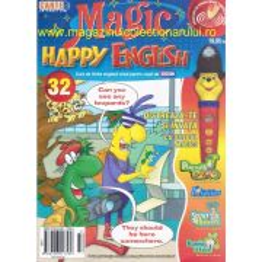 Magic Happy English nr.32