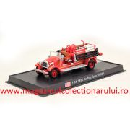 Masini de pompieri Stars nr.22 - Buffalo Type 50 USA