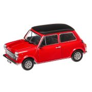 Mini Cooper Mk III 1300 1972, macheta auto, scara 1:24, rosu, Welly