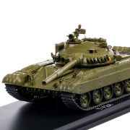 Panzer T-72A NVA 1974, macheta tanc scara 1:43, verde olive, Premium ClassiXXs