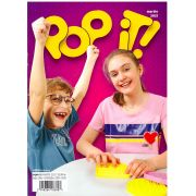 Pop It! - Revista cu jucarie antistres