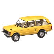 Range Rover 3.5 V8 1972, macheta auto, scara 1:24, crem, WhiteBox