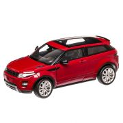 Range Rover Evoque 2011, macheta auto, scara 1:24, rosu, Welly