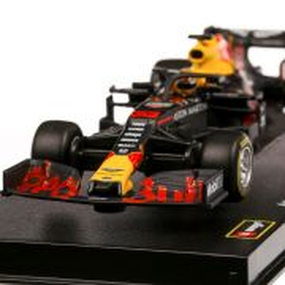 Red Bull RB15 Honda #33 F1, M.Verstappen 2019, macheta  auto, scara 1:43, albastru, Bburago
