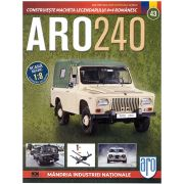 Macheta ARO 240 nr.43- coperta-magazinulcolectionarului.ro