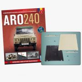 Macheta ARO 240 kit construibil Eaglemoss nr. 2