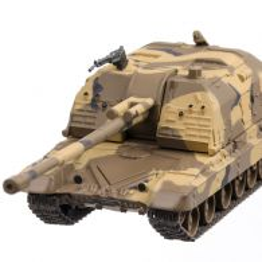 2S19 Msta 1989, macheta vehicul militar, scara 1:72, verde, Magazine Models