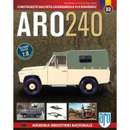 Macheta ARO 240 kit construibil Eaglemoss nr. 80