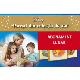 Abonament Povesti din colectia de aur Disney Nr. 163, 164, 165, 166, 167
