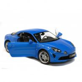 Alpine A110  2018, macheta auto, scara 1:18, albastru, Solido