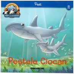 Animale marine nr.15 - Pestele Ciocan