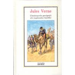 Jules Verne - Uimitoarele peripetii ale jupanului Antifer