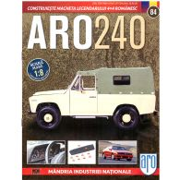 Macheta ARO 240 kit construibil Eaglemoss nr. 84