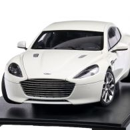 Aston Martin Rapide S 2015, macheta auto  scara 1:18, alb, AUTOart