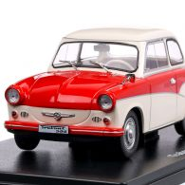 Automobile de neuitat nr.27 - Trabant P50