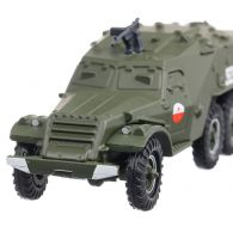 BTR-152 1950 macheta vehicul militar, scara 1:72, verde, Magazine Models