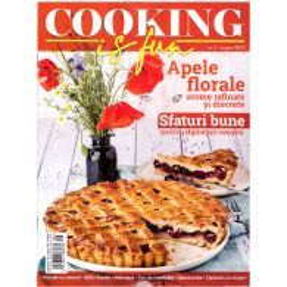 Cooking is fun Nr. 05 - A doua lingura din lemn si silicon