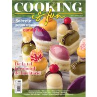 Cooking is fun Nr. 03 - Tel din silicon