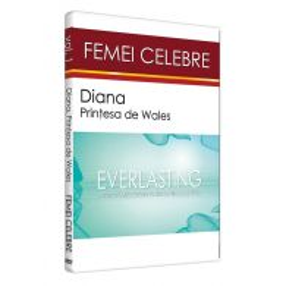 Femei Celebre - Diana Printesa de Wales
