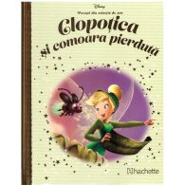 Povesti din colectia de aur Disney Nr. 57 - Clopotica si comoara pierduta