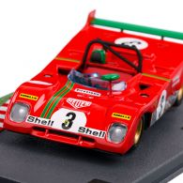 Ferrari Racing Collection - Nr. 11 - 312 P - 1972
