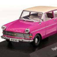 Greek Cars Collection - Nr. 13 - Opel Rekord P2 1961